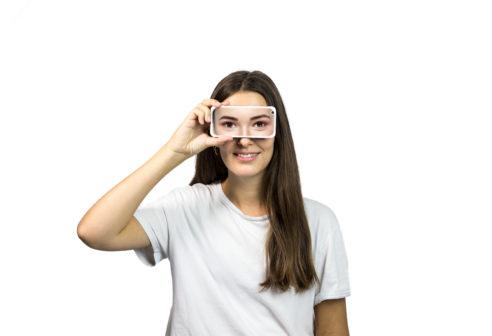 Aplikace Be My Eyes pomáhá skrze dobrovolníky nevidomým