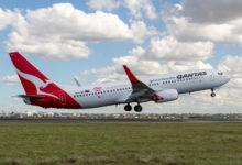 Letecká společnost Qantas zahájila provoz první bezodpadové linky na světě