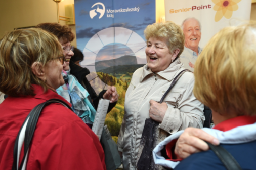 V Moravskoslezském kraji vzniklo nové kontaktní místo pro seniory