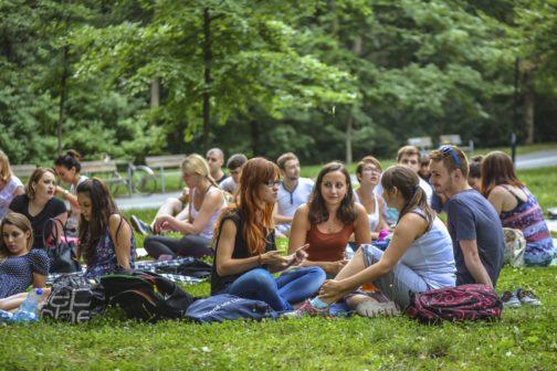 Iniciativa Zaparkuj znovu oživí veřejný prostor Olomouce