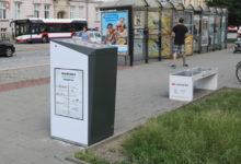 Olomouc testuje chytré koše. Lisují odpad a hlásí, když jsou plné