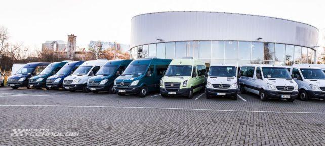 Praha opět zavádí mikrobusovou dopravu pro lidi s handicapem