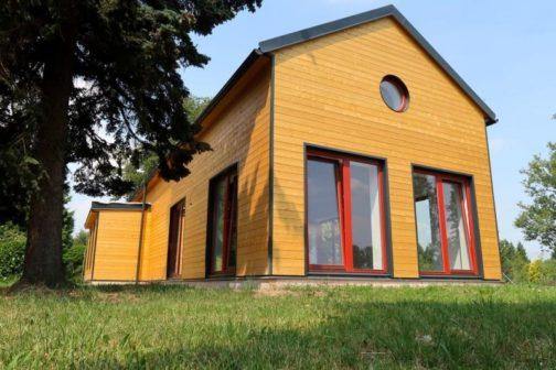 V Praze bude děti nově učit ekologickému chování a lásce k přírodě centrum Dřevák