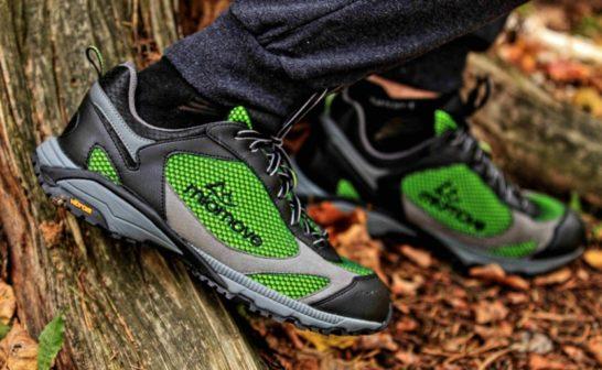 Nápadem roku jsou chytré boty, které pomáhají lépe chodit i běhat