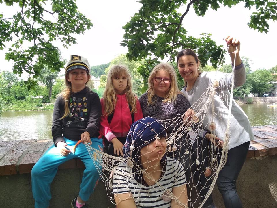 Projekt Pět P poskytuje dětem v nelehké situaci velké kamarády