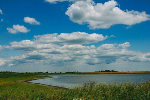 V Lánech vzniká krajina adaptovaná na klimatickou změnu. Odolá suchu i povodním