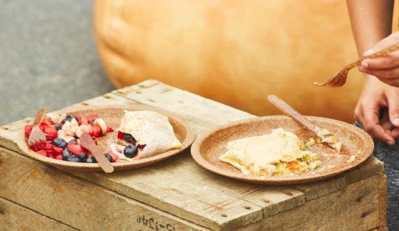 V Polsku vyrábějí ekologické jedlé nádobí z pšeničných otrub