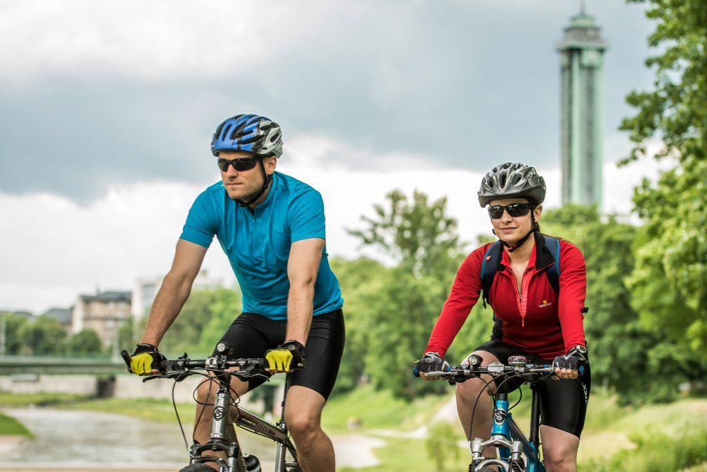 Ostrava upozorňuje hravou kampaní na pravidla jízdy na kole