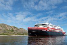 V Norsku vyplula první hybridní výletní loď. Produkuje o pětinu méně emisí
