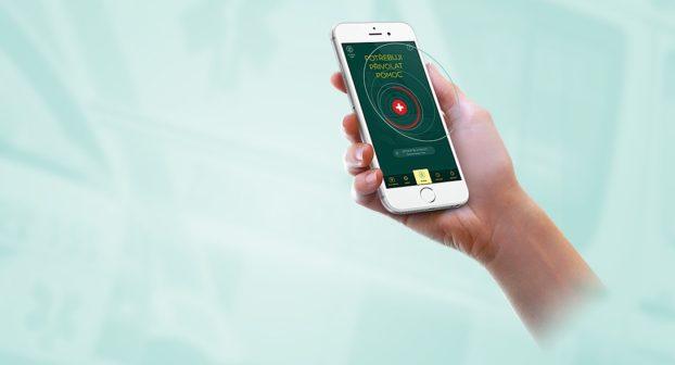 Aplikaci Záchranka používá už milion uživatelů. Nyní míří do Maďarska
