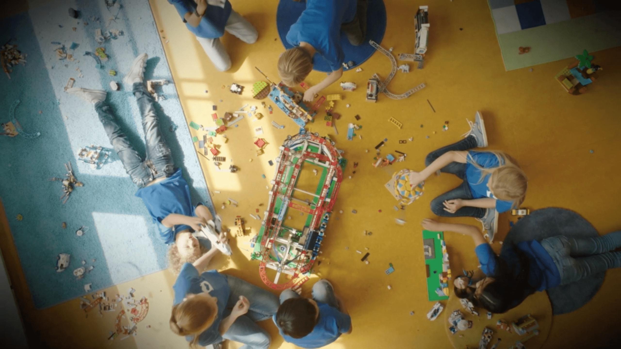 LEGO začíná v USA recyklovat kostičky. Poputují k dětem z chudších rodin