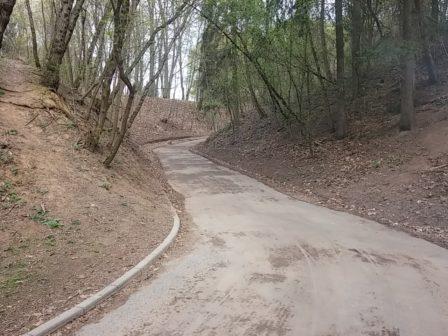 Čertova rokle v Brně dostane novou zeleň. Lépe zadrží vodu