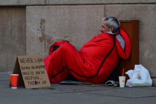 Praha rozšiřuje zimní opatření pro lidi bez domova