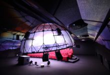 Univerzita v Opavě otevírá unikátní sférickou projekci. Pomůže studentům