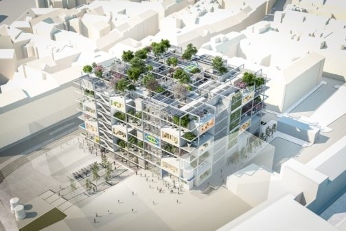 """IKEA zkouší nový koncept """"zelenějšího"""" nakupování. Bez aut a fasády"""