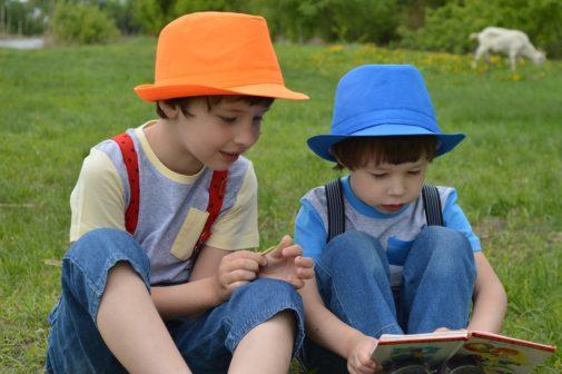 Projekt Druhý život dětské knihy zajišťuje knížky pro děti v nouzi