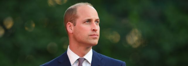 Princ William se chystá udělovat ceny za řešení ekologických otázek