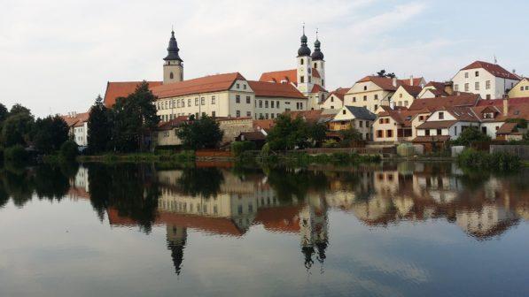 Na rozvoji historické Telče se podílejí i čeští studenti