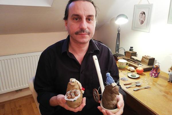 Autor námětu chce českou animátorskou tvorbu proslavit i v zahraničí.