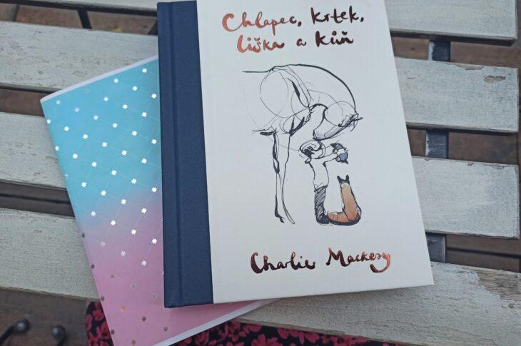 Inspirace z knihovny: Óda na nevinnost a laskavost. Chlapec, krtek, liška a kůň mají klíče od lidských srdcí